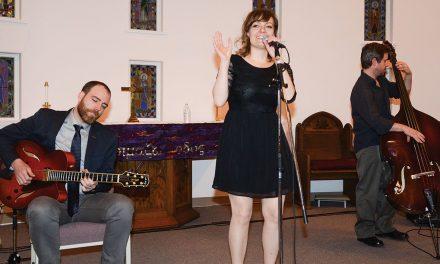 Singin the blues in church