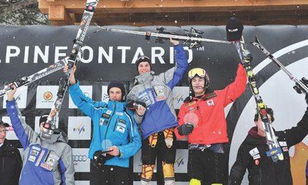 Grasic wins two titles at ski championships