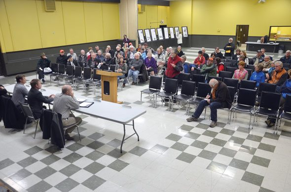 Community centre costs questioned