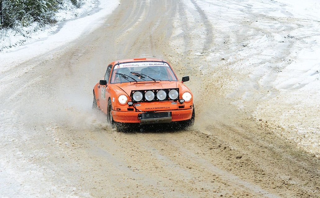 Rally racers rejoice after revving in the Rockies