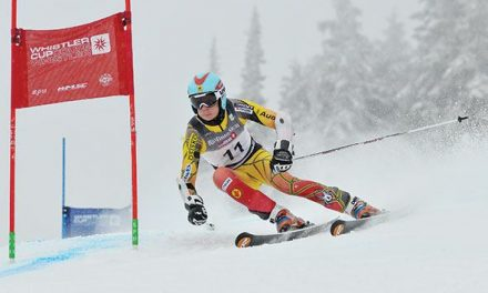 Local skiers help Canada reclaim Whistler Cup