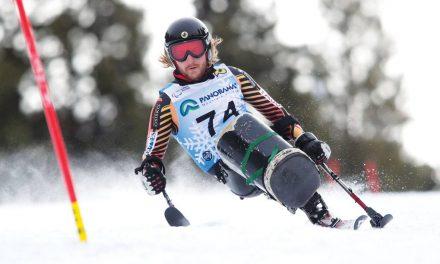 Para-skiers perservere at Panorama