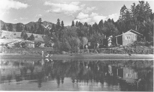Vintage vista