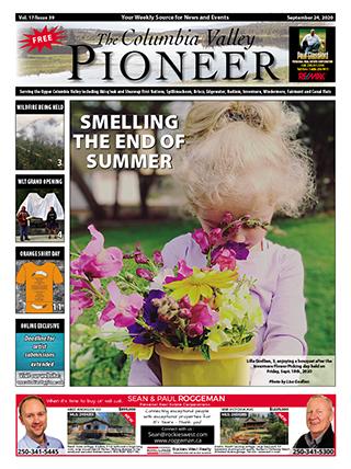 Columbia Valley Pioneer, September 24, 2020
