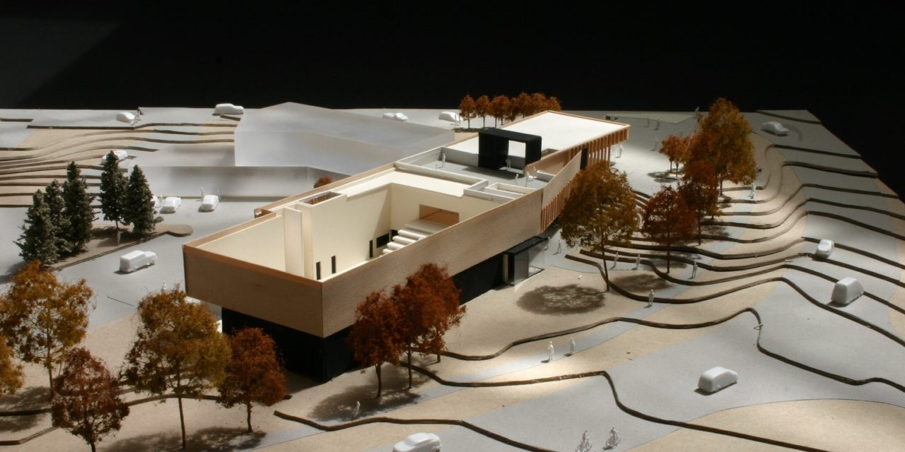 Columbia Valley Multi-use Centre 3-D model unveiled