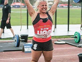Bloom top-ranking Canadian at CrossFit Games