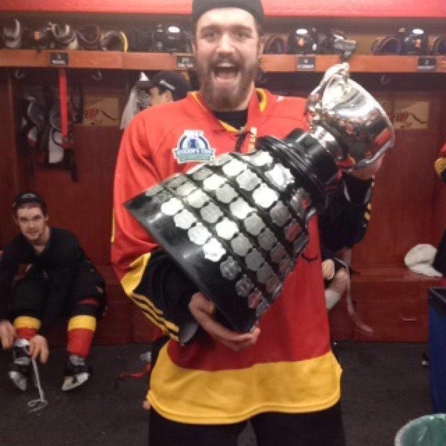 Valley hockey player bronzed at university level