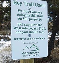 Legacy Trail fundraising thunders ahead