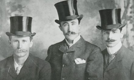 Moustached men