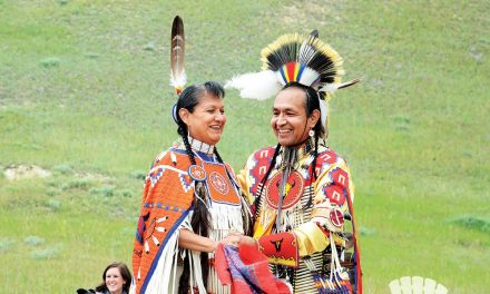Columbia Valley First Nations celebrate together