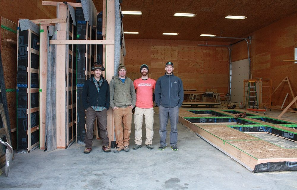 Carpenters enter the digital age
