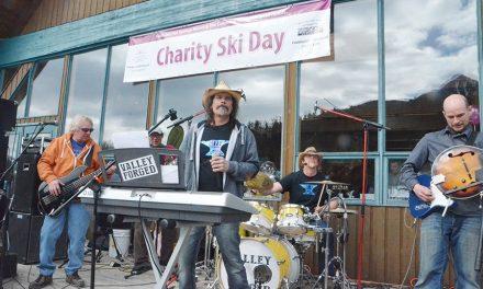 Charity Ski Day at Fairmont ski area champions literacy