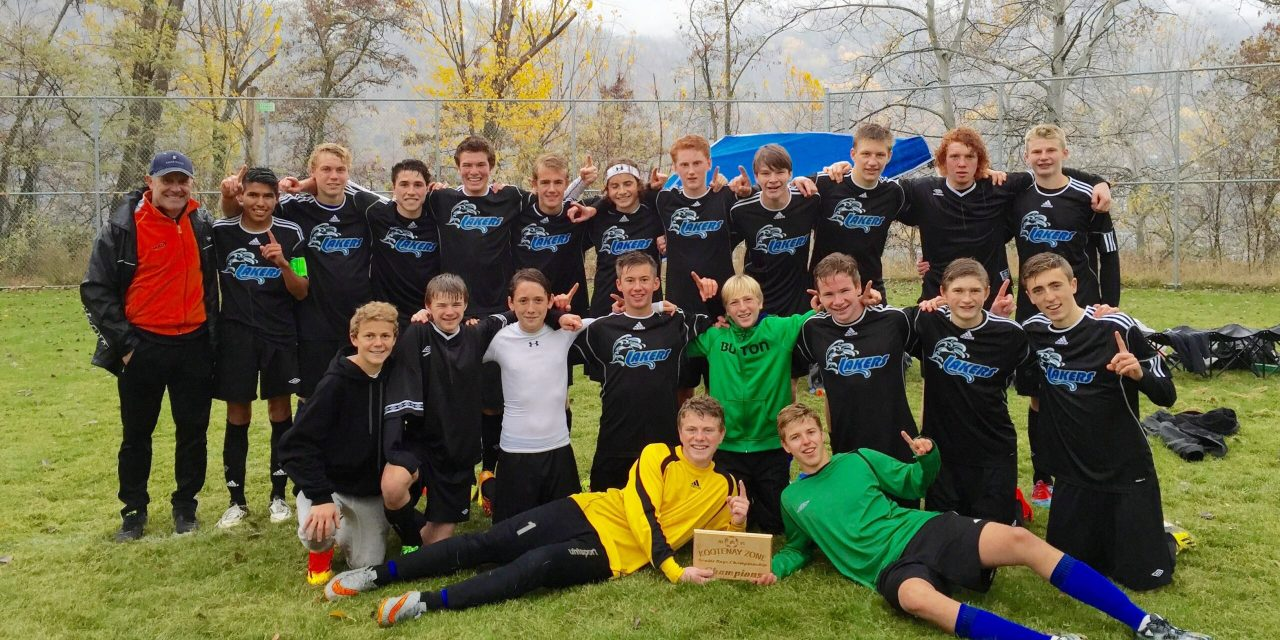 DTSS Lakers win zone, head to provincials