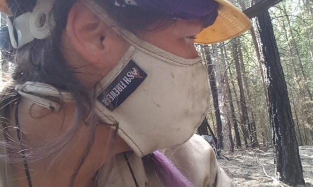 AshFireWear appeals to female firefighters