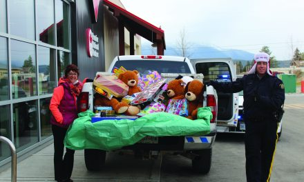 Fifth annual 'Cram the Cruiser' toy drive
