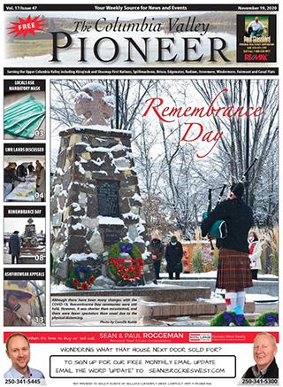 Columbia Valley Pioneer November 19, 2020
