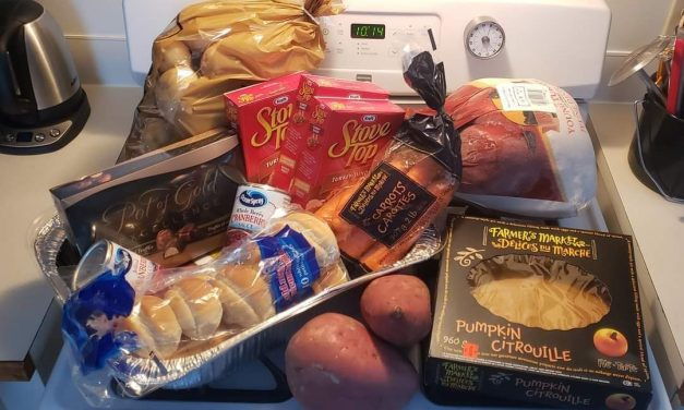 Local women launches Christmas Dinner Campaign