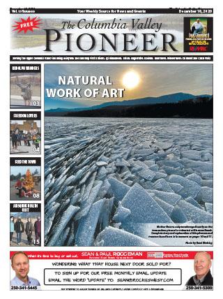 Columbia Valley Pioneer, December 10, 2020