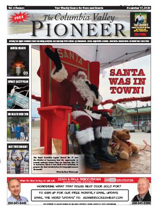Columbia Valley Pioneer, December 17, 2020
