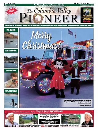 Columbia Valley Pioneer, December 24, 2020