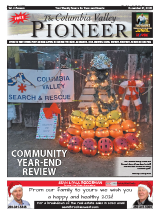 Columbia Valley Pioneer, December 30, 2020