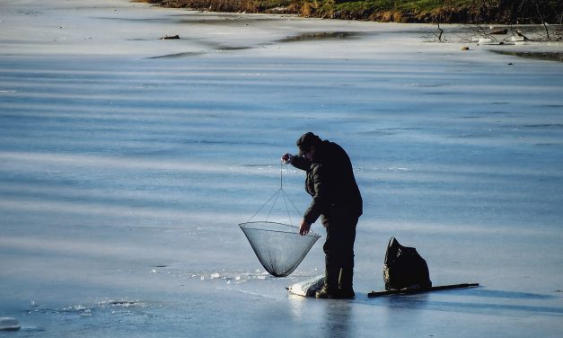 Whiteswan Lake; best ice fishing destinations