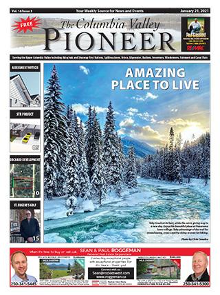 Columbia Valley Pioneer, January 21, 2021